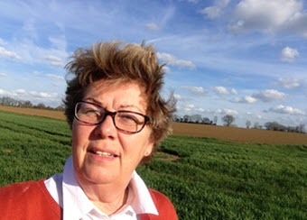 Dr Anne Willington of Willington Crop Services